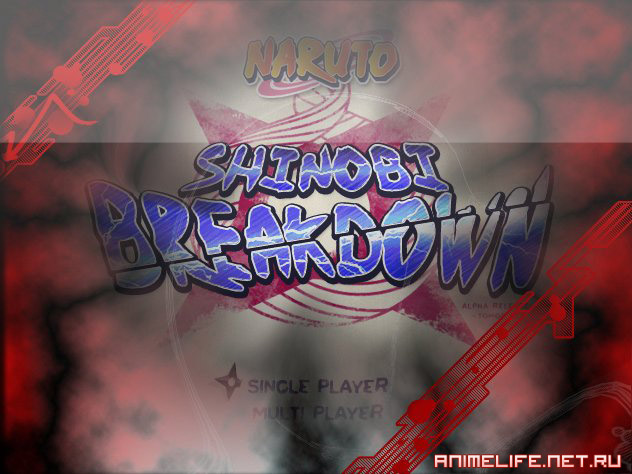 Naruto - Shinobi Breakdown DEMO (2010/PC/Англиский)