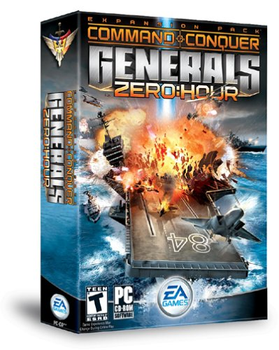 Command | Conquer Generals - Zero Hour (Multiplayer edition) (2003) PC