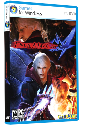 Devil May Cry 4 (RUS) (P) (Repack)