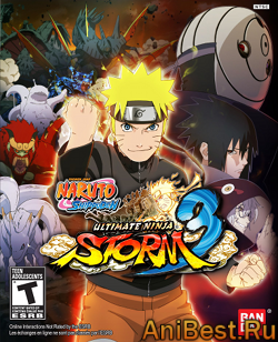 Naruto Shippuden Ultimate Ninja Storm 3 Full Burst (PC/2013)