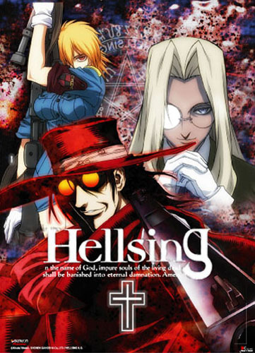 Хеллсинг OVA / Hellsing Ultimate OVA Series