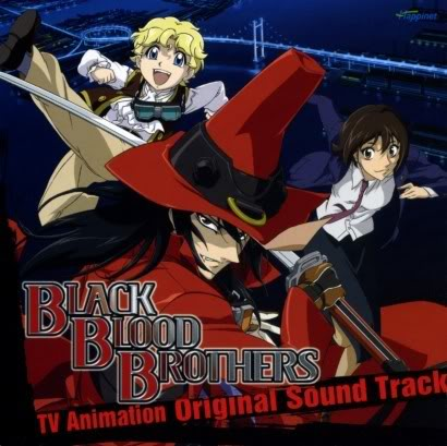 Black Blood Brothers Original Sound Track